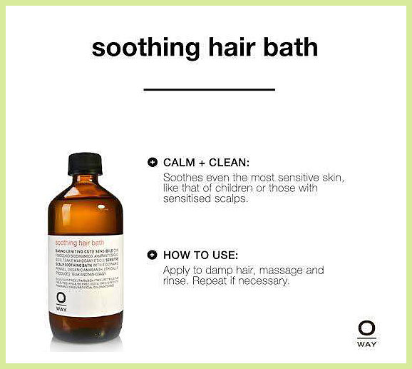 Soothing Hair Bath